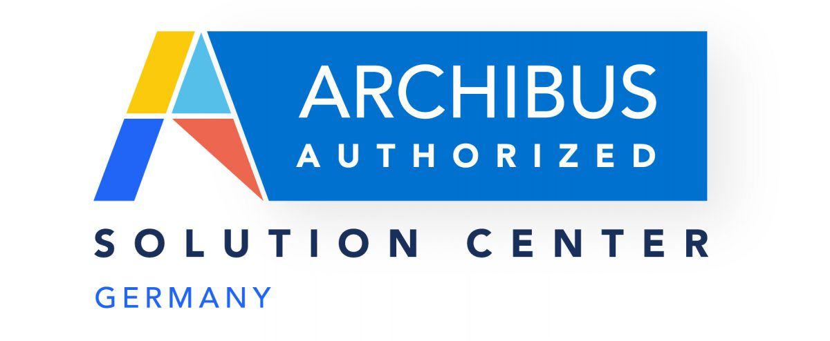 Logo Archibus Solution Centers