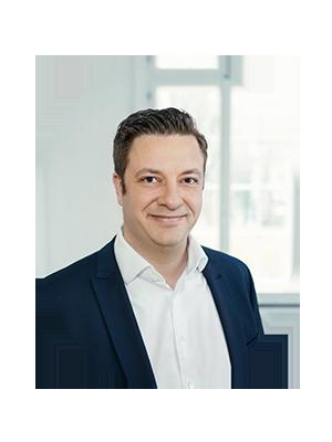 Geschäftsführer ASC Christian Kaiser