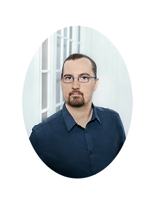 Mitarbeiter ASC Ian Freudenberger