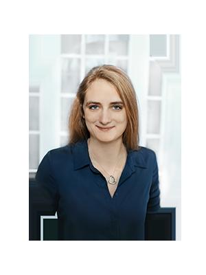 Mitarbeiterin ASC Vanessa Müller
