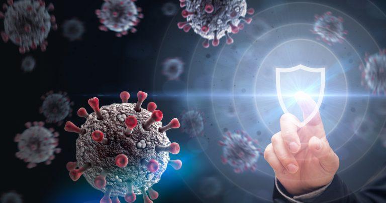 iStock Bild Virus Protection