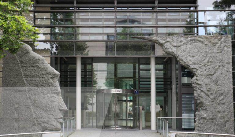 NL Grafik MPG Eingangsbereich ©Kai Weinsziehr /MPG
