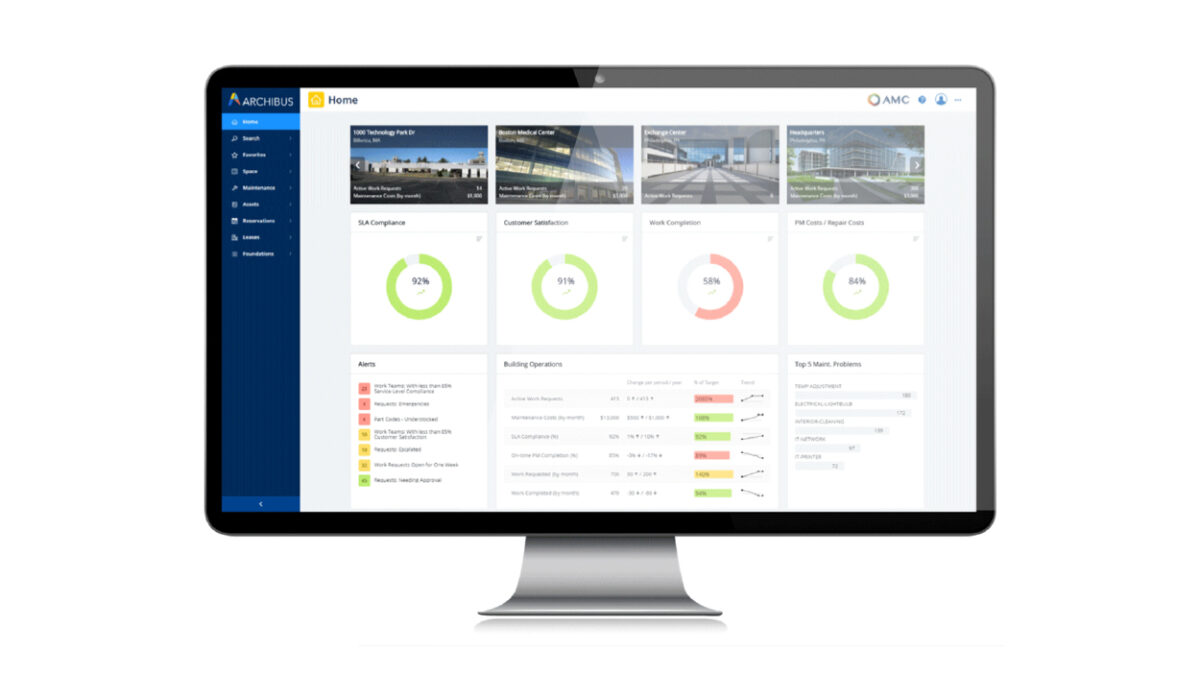 Archibus Version 25.1 Desktop