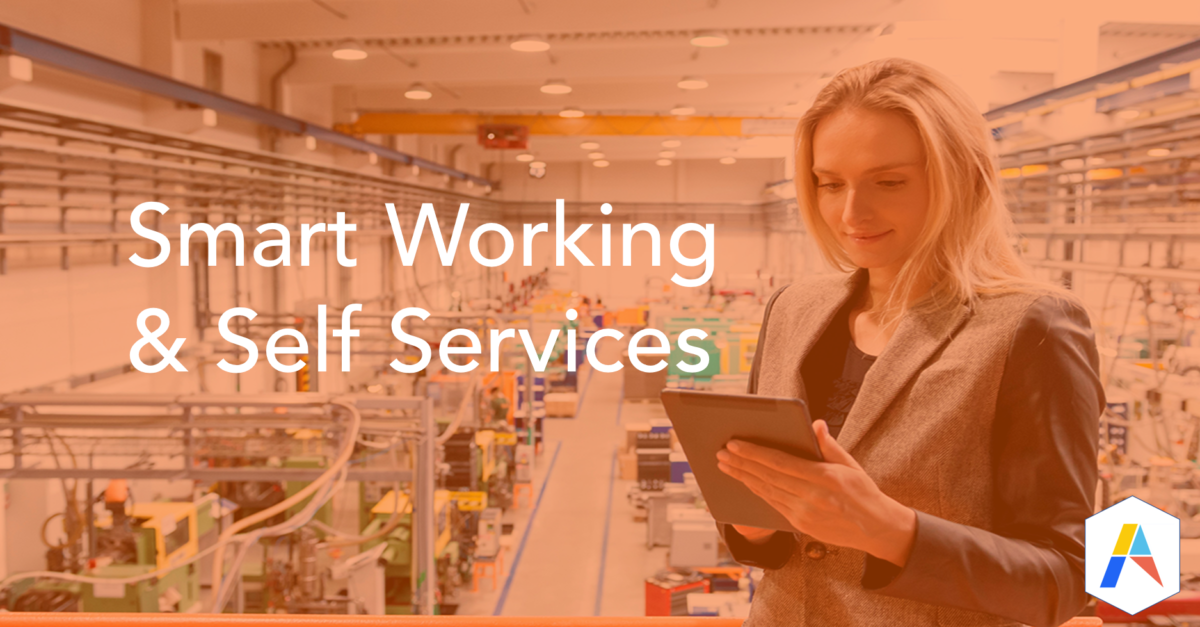 Beitragsbild ASC Support Programm - Smart Working & Self Services