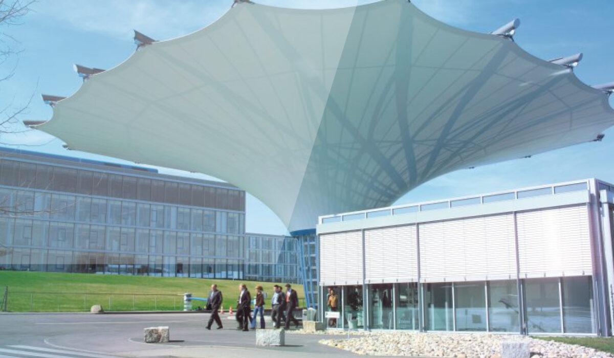 Beitragsbild Archibus NL Q 3 - Gebäude Festo