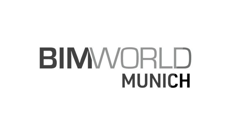 Logo BIM World MUNICH 2020