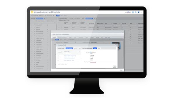 Archibus V26_Dashboard Grafik NL Q2