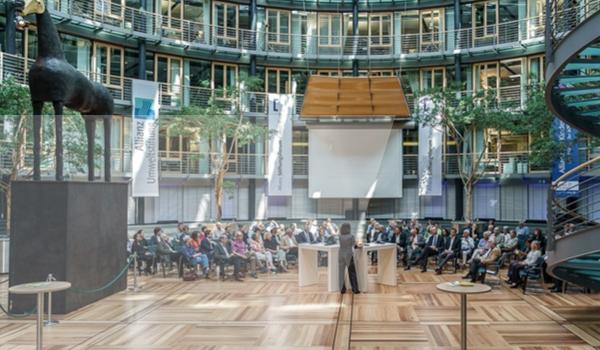 Foto Allianz Forum Berlin